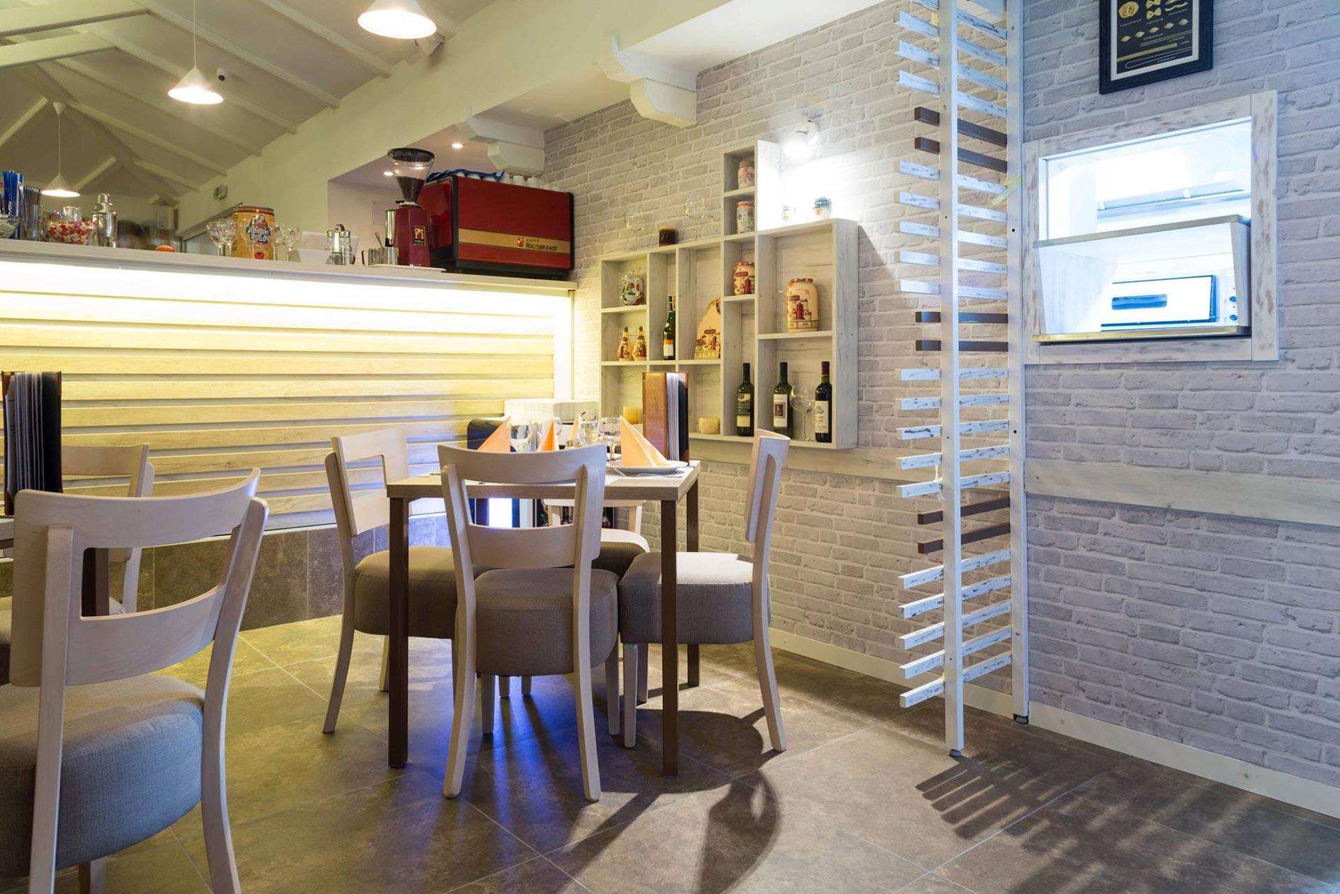MAX Model | Ugostiteljski enterijeri | Restoran Vaša trpeza